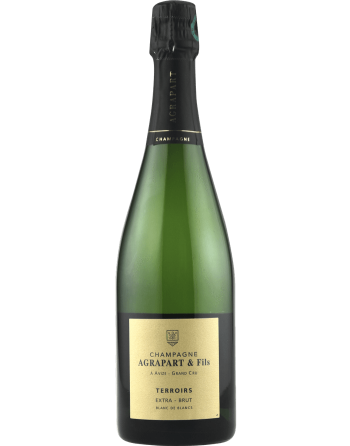 Champagne Terroirs Extra Brut (Agrapart) - S/M - 750 ml