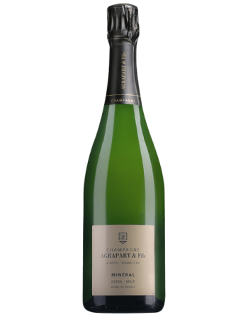 Champagne Mineral Extra Brut (Agrapart) - 2009 - 750 ml